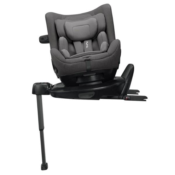 Nuna Κάθισμα Αυτοκινήτου Todl Next i-Size 0-18,5kg. Granite