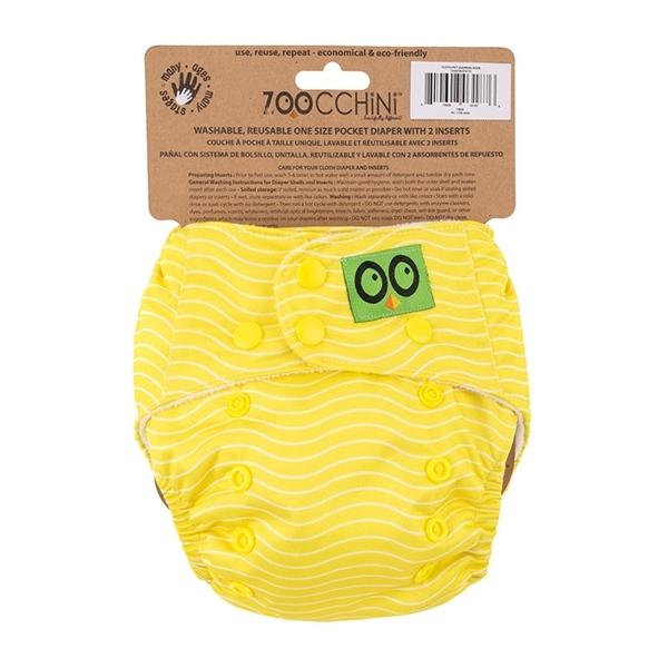Zoocchini Πλενόμενη Πάνα Παπάκι