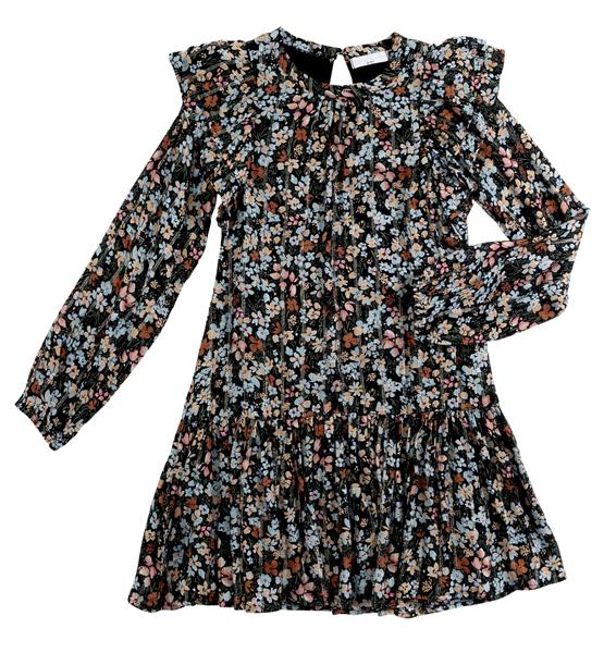Funky Φόρεμα Φλοράλ, Εμπριμέ