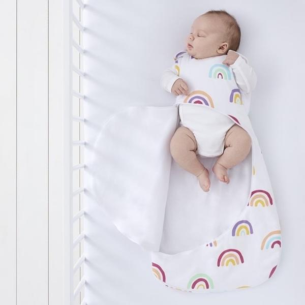 SnuzPouch Υπνόσακος Χειμωνιάτικος 2.5 tog 6-18 μηνών Colour Rainbow