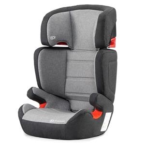 Kinderkraft Κάθισμα Αυτοκινήτου Junior Isofix 15-36kg. Black Grey